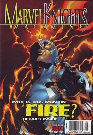 Marvel Knights Magazine (2001)#4