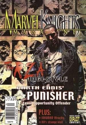 Marvel Knights Magazine (2001)#5