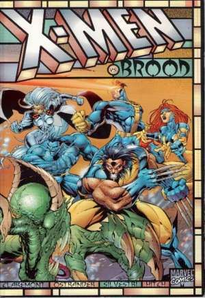 X-Men vs. the Brood (1996) #TP