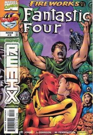 Fantastic Four: Fireworks (1999)#3