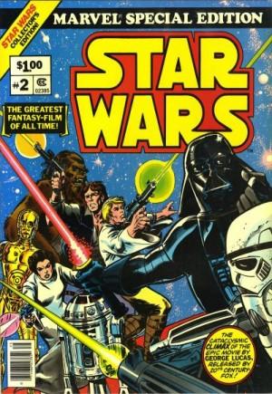 Marvel Special Edition Star Wars#2A