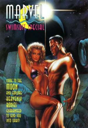 Marvel Swimsuit Special (1992-1995) #3