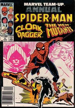 Marvel Team-Up (1972-1985)#Annual 6A