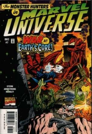 Marvel Universe (1998)#7
