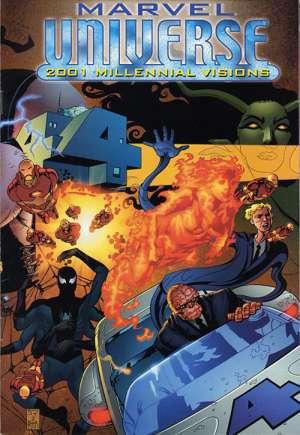 Marvel Universe 2001 Millennial Visions (2002)#1