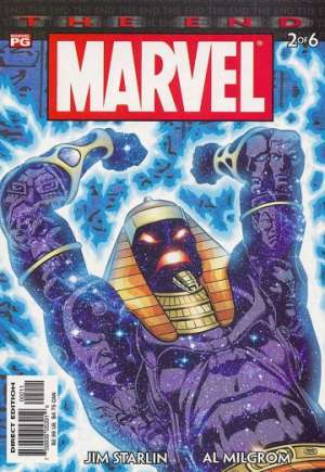 Marvel Universe: The End (2003) #2