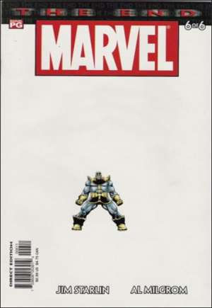 Marvel Universe: The End (2003) #6