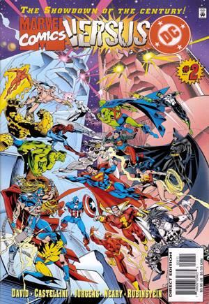DC Versus Marvel (1996)#2B