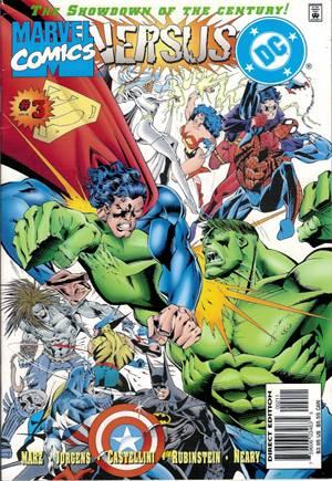 DC Versus Marvel (1996)#3B