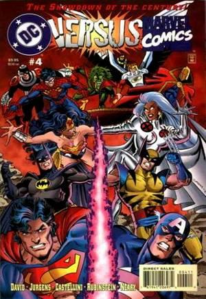 DC Versus Marvel (1996)#4B