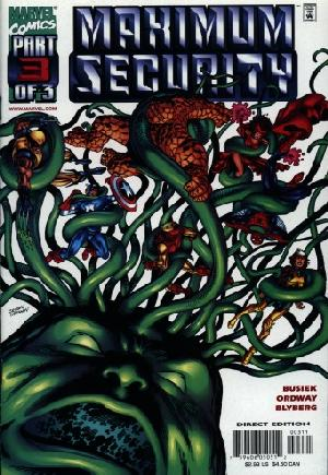 Maximum Security (2000-2001) #3