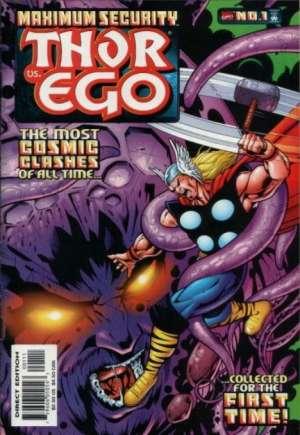 Maximum Security: Thor vs. Ego (2000)#1