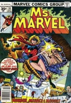 Ms. Marvel (1977-1979)#10B