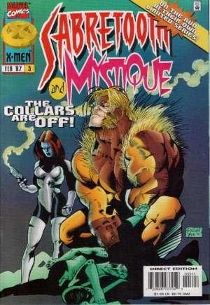 Sabretooth and Mystique (1996-1997)#3