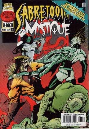 Sabretooth and Mystique (1996-1997)#4