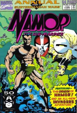 Namor the Sub-Mariner (1990-1995) #Annual 1B