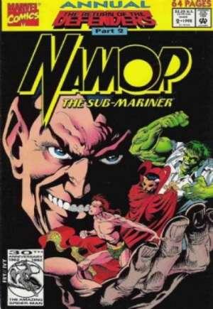 Namor the Sub-Mariner (1990-1995)#Annual 2