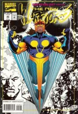 New Warriors (1990-1996)#40B