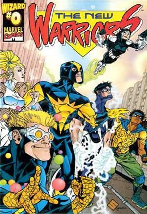 New Warriors (1999-2000)#0A