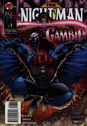 Night Man/Gambit (1996)#1A