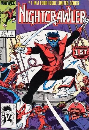 Nightcrawler (1985-1986)#1B