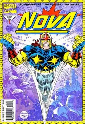 Nova (1994-1995)#1B