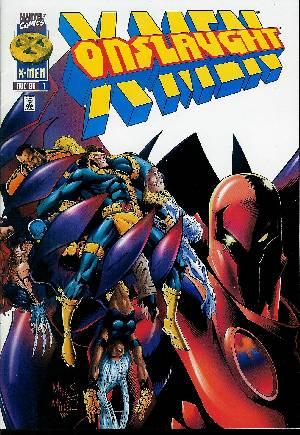 Onslaught: X-Men (1996)#1C