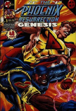 Phoenix Resurrection: Genesis (1995)#1