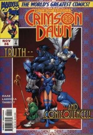 Psylocke and Archangel: Crimson Dawn (1997)#4B