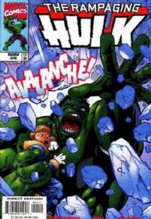 Rampaging Hulk (1998-1999)#4
