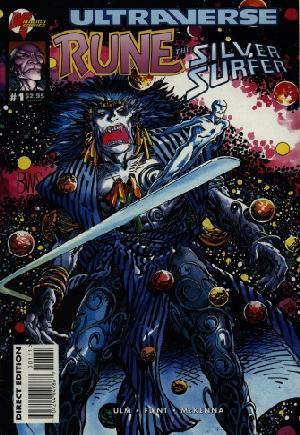 Rune/Silver Surfer (1995)#1B