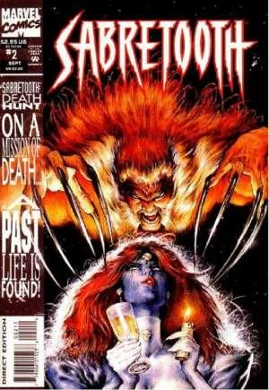 Sabretooth (1993)#2B