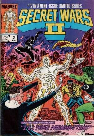 Secret Wars II (1985-1986)#2B