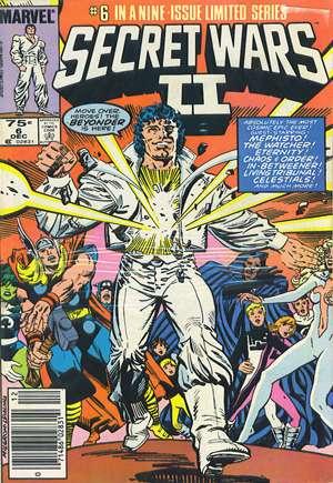 Secret Wars II (1985-1986)#6A