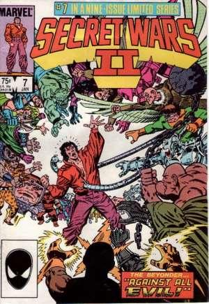 Secret Wars II (1985-1986)#7B