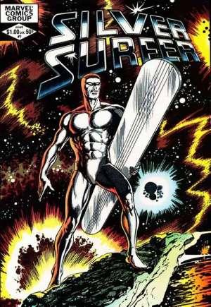 Silver Surfer (1982)#1