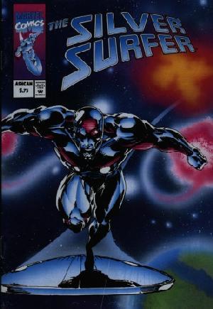 Silver Surfer Ashcan (1995)#1