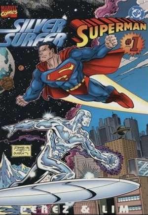 Silver Surfer/Superman (1996)#1