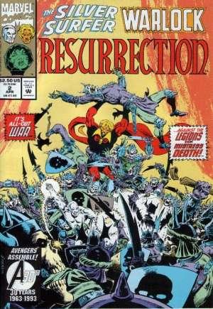 Silver Surfer/Warlock: Resurrection (1993)#2