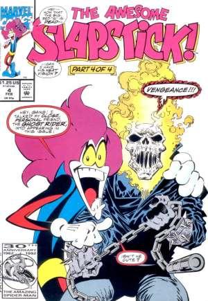Slapstick (1992-1993)#4