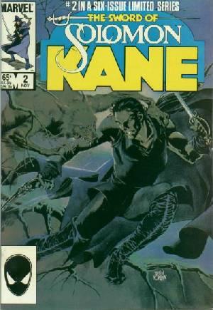 Solomon Kane (1985-1986)#2B