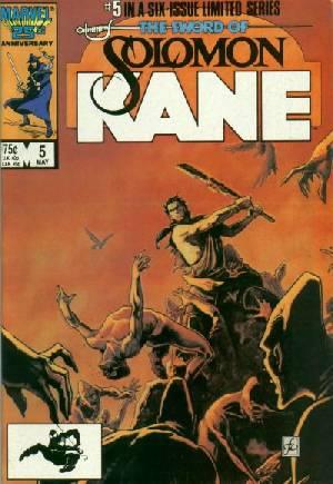 Solomon Kane (1985-1986)#5B