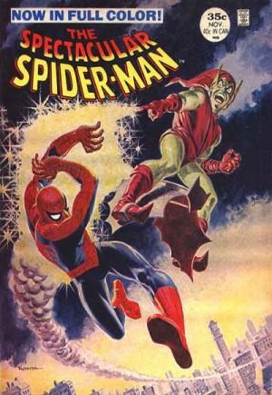 Spectacular Spider-Man (1968)#2