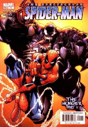Spectacular Spider-Man (2003-2005)#1B