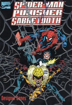 Spider-Man, Punisher, Sabretooth: Designer Genes (1993)#1B