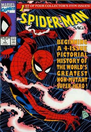 Spider-Man Saga (1991-1992)#1