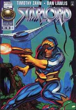 Starlord (1996-1997)#1