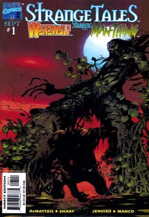 Strange Tales (1998)#1
