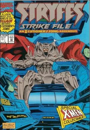 Stryfe's Strike File (1993)#1A