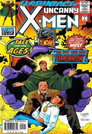 Uncanny X-Men (1963-2011)#-1B